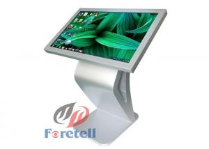 China 3G / WiFi / Wan Wireless Indoor Digital Signage Self Service Terminal 16.7M Display Color on sale