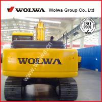 chinese excavator used excavator for sale DLS130-9