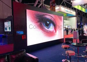 China Customized Size Full Color LED Sign Board Display Indoor 284444 Dots / Sqm Pixel Density on sale