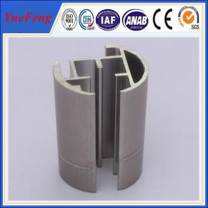 China Aluminum profile for stairs, aluminium profile corner join anodized aluminium corner guard on sale