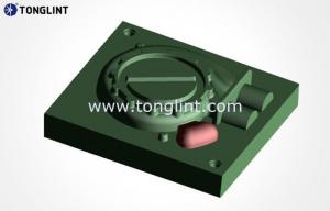 China Gravity Die Casting Zinc / Metal Mold Casting for Turbocharger Housings on sale