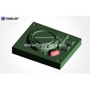 China La gravité bâti moule de zinc de moulage mécanique sous pression/métallique pour des logements de turbocompresseur on sale