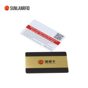 China Customized logo clear 3d hologram printing plastic pvc business cards on sale