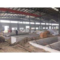 Durable Hot Dip Galvanizing Line 7.0x1.2x2.2m Zinc Tank With Environmental Protection System