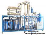 DIR Waste Engine Oil Re-refinery system(Vacuum Distillation Equipment)