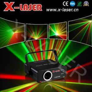 China 200MW RGY Three-Colors Beanm Laser Light (X-RGY200) on sale