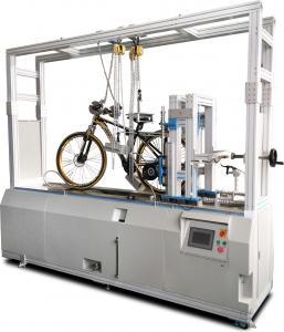 China EN14764 Strollers Testing Machine / Bicycle Dynamic Road Brake Tester on sale