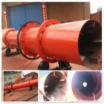 Venta caliente 2012 del secador rotatorio del carbón mojado con de alta calidad de Sentai, Gongyi