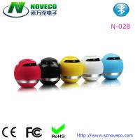 China 2013 Best Seller Mini Bluetooth Speaker Portable Music Box on sale