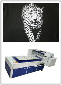 China Flatbed T Shirt Printing Machine 1 Year Warranty With Stable Operation on sale