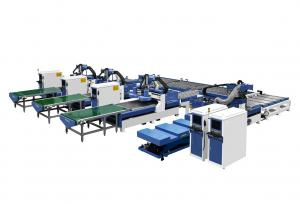 China Multi Function Three Axis Multi Head Cnc Machine For Marble And Granite on sale