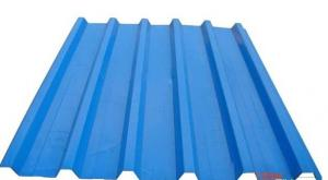 Quality customized PRE-PAINTED Corrugated steel Roof Sheets / Sheet for building adornment for sale