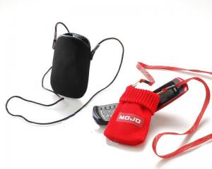 China hot sales mobile/cell phone neck hanging bag, mobile phone holder lanyard for promotional on sale