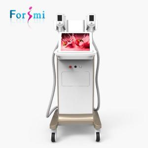 China Professional CE FDA approved newest -15~5 Celsius 2 handles 1800w fast cavitation slimming system with factory price on sale
