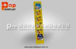 China Impressão deslocada da exposição ondulada de pouco peso do PNF para mostrar livros/folhetos/petiscos on sale