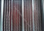 0.28mm Thickness Galvanized Metal Rib Lath Galvanized Expanded Metal Sheet 600mm Width XT0708