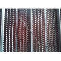 0.28mm Thickness Galvanized Metal Rib Lath Galvanized Expanded Metal Sheet 600mm Width XT0708