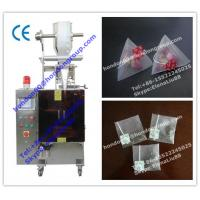 automatic nylon pyramid Honey Ginger tea bag machine DXDCH-10D +86-15522245025