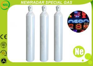 China Vacuum Tubes Noble Neon Gases Ne Non Flammable Non Toxic UN 1065 on sale