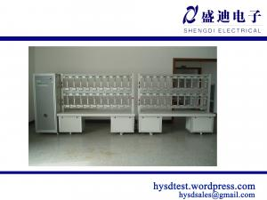 China 40 Meters MSVT Single Phase Dual-loop Electricity Meter Test Bench on sale