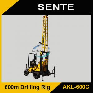 China High performace AKL-600C well water drilling machine for sale on sale