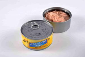 China ISO Certification Healthiest Canned Tuna In Water High Temperature Sterilization on sale