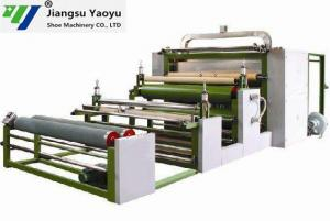 China Single Side Hot Flame Fabric Lamination Machine1800/2000/2300mm Effective Width on sale