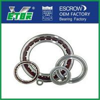 Thin Section Angular Contact Ball Bearing Single Row For Car Front Wheel