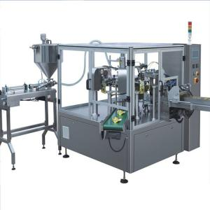China Packaging machine Stick bag pack water pouch packing machine price on sale