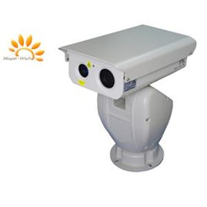 China Precise Long Range Ptz Ip Camera / Long Distance Ip Camera With 1km Detection on sale