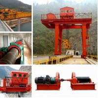 Customizable Hydropower station application goliath crane gate hoist