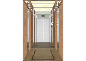 China Space saver type Machine Room Elevator Floor lockout operation Independent operation on sale
