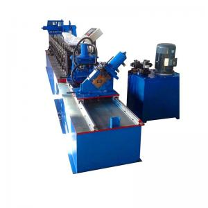 China Light Steel Keel Frame Stud And Track Cold Roll Forming Machine on sale