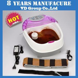 China best multifunction home water bath skin detox foot spa on sale