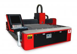 China Red Black Cnc Laser Cutting Engraving Machine For Auto Spare Parts On Sale