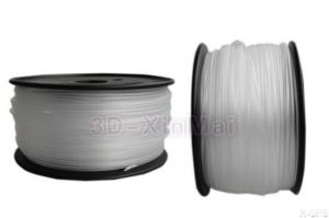 China 1.75mm 3mm PLA filament of 3D printing material on sale