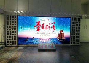 China Smd Indoor LED Video Walls P1.47mm High Definition Die Casting Aluminum Cabinet on sale