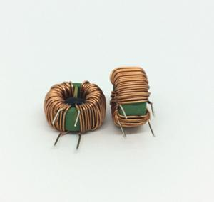 China Stable High Current Power Inductor for Amplifier,with 0.6mm Wire Diameter,Rohs on sale