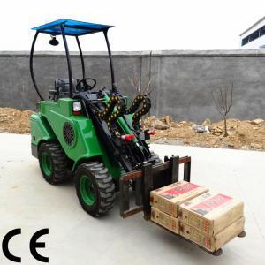 Forklift DY620 multifunction mini telescopic forklift