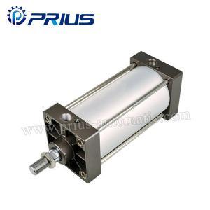 Quality Cilindros estándar del aire del SC/del SU, cilindro temporario doble del aire del almacenador intermediario ajustable for sale