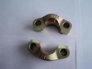China ISO 6162 SAE J518 Split Flange Clamps 3000PSI Hydraulic Hose Fittings on sale