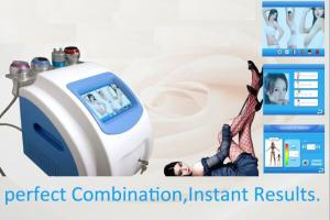 China 5 In 1 Ultrasonic Cavitation Slimming Machine Body Shape Fat Reduction Equipment on sale