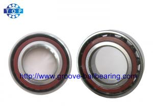 China GCR15 7012C Double Row Angular Contact Thrust Ball Bearings For Vacuum Priming Pump on sale