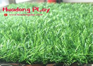 China UV Resistant Artificial Turf Grass , Outdoor Artificial Grass For Playground Garden on sale