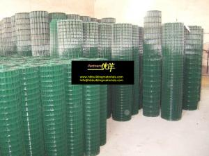 China Welded wire mesh, PVC Coated Wire welded wire mesh, Galvanized Welded wire mesh on sale