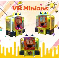 Theme Park Virtual Reality Simulator Children Playing Station Immersive VR Games Machine