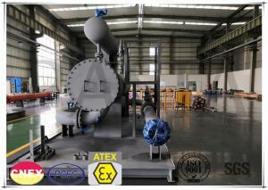 China Immersion Circulation Molten Salt Storage Tank Heater Electric on sale