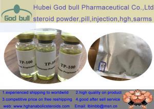 Injectable Testosterone Steroids Propionate Test-Prop 100 Vials
