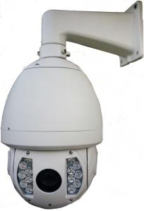 China Auto Tracking PTZ Camera DNR Integrated With Long Range Night Vision on sale