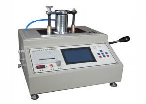 China Filter Paper Testing Equipment Filter Paper Pore Size Tester on sale